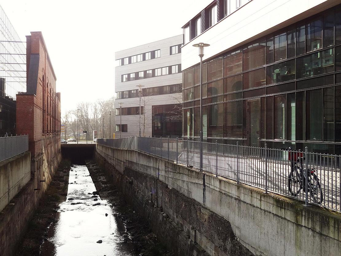 Gebäude des Fachbereichs 02