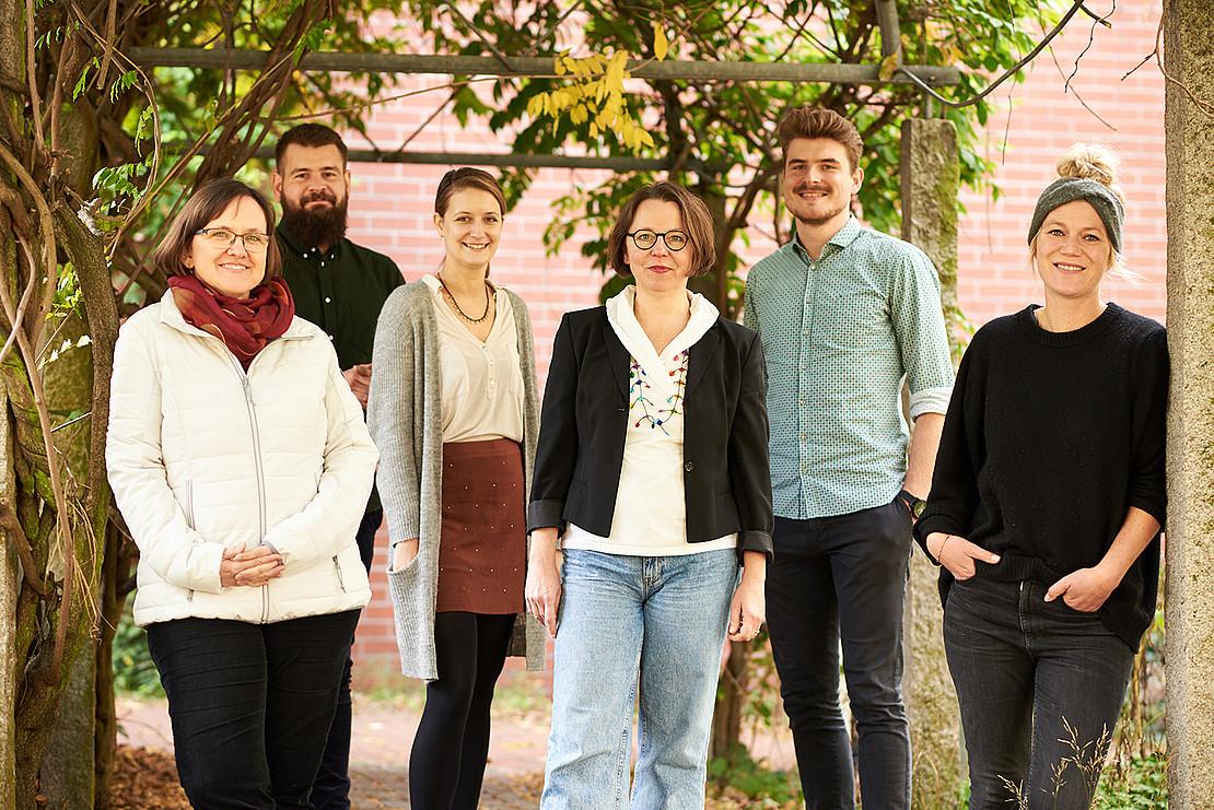 Gruppenfoto Team Bibelwissenschaften