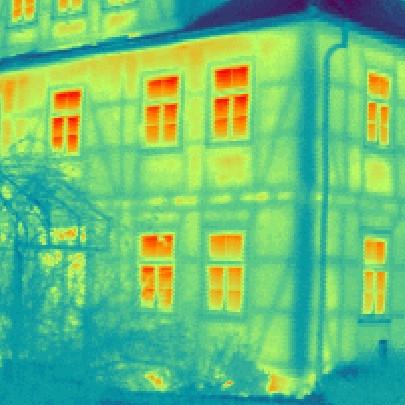 Thermogramm des Gebäudes Gottschalkstr. 30