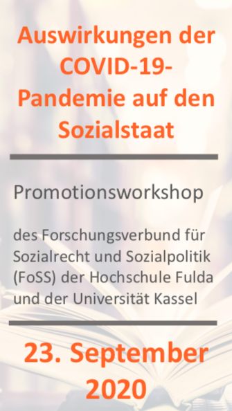 FoSS-Promotionsworkshop