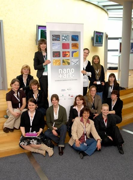 Preisträgerinnen nano + art