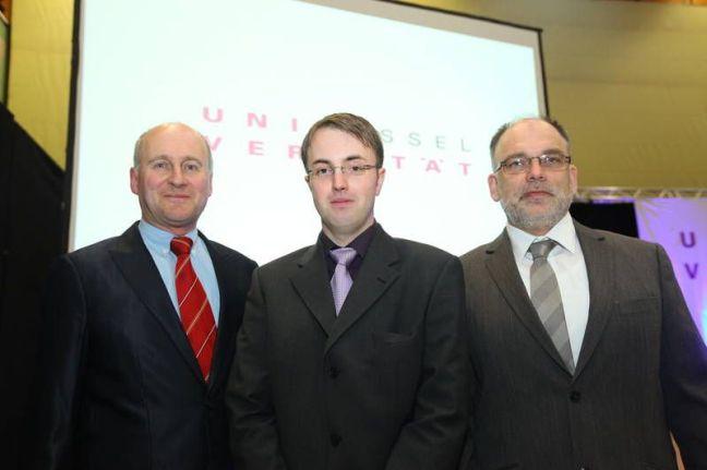 Preisverleihung am Universitätstag 2012