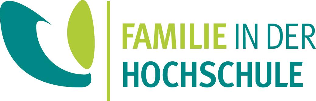 Logo des Vereins Familie in der Hochschule