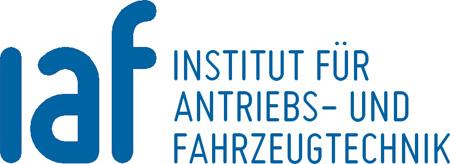 Logo des Institus für  Antriebs- und Fahrzeugtechnik