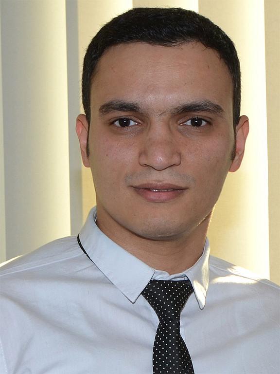 El-Baz, M. Eng. Ahmed