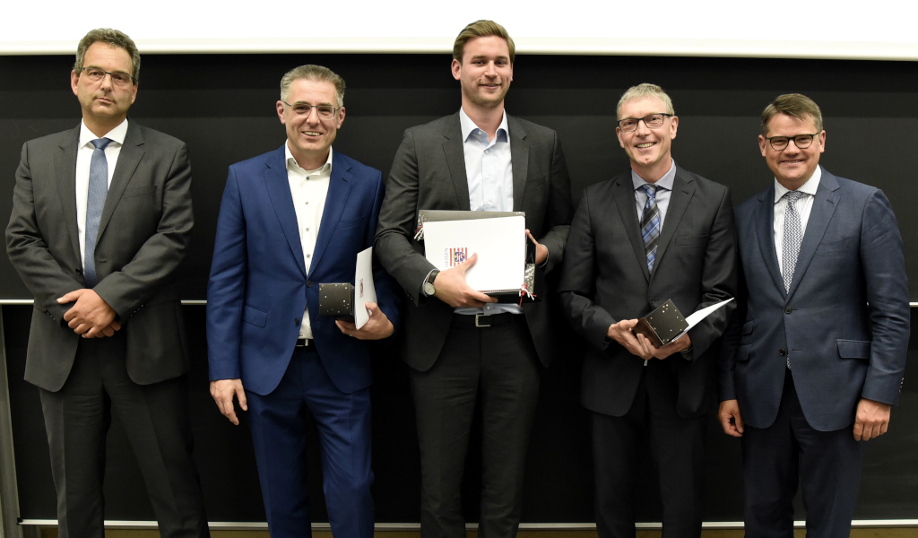 Zweiter Preis Lehrpreis Hessen 2018