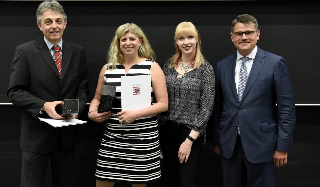 Dritter Preis Lehrpreis Hessen 2018