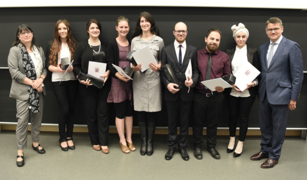 studentische Initiative 2.0 Lehrpreis Hessen 2018
